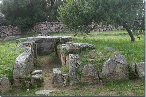 Tomba di Giganti Moru