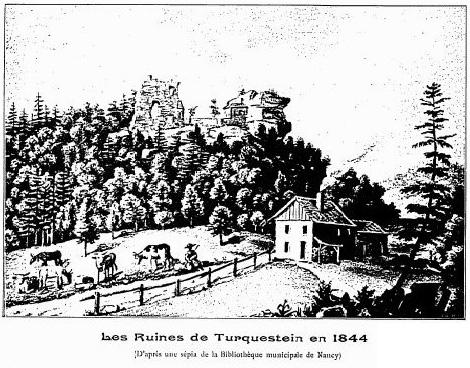 Burg Turquestein