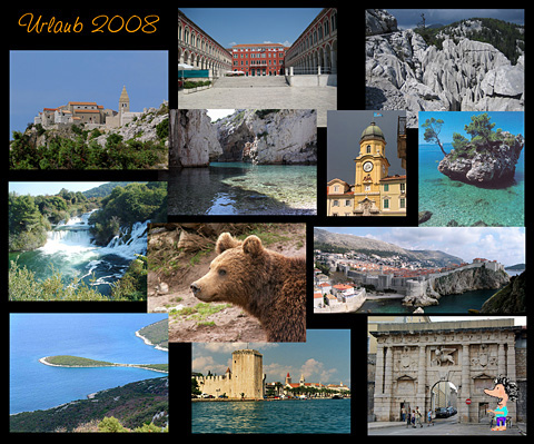 Urlaub 2008