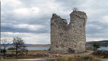 Burg Večka kula