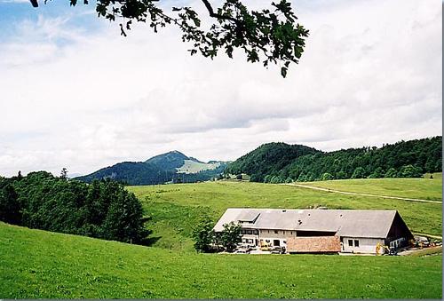 Weissensteinpass