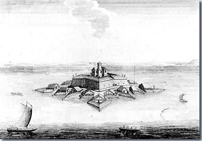 Inselfestung Wilhelmstein im Steinhuder Meer